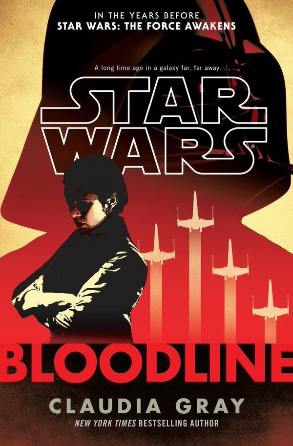 Excerpt and Information about Star Wars: Bloodline by Claudia Gray