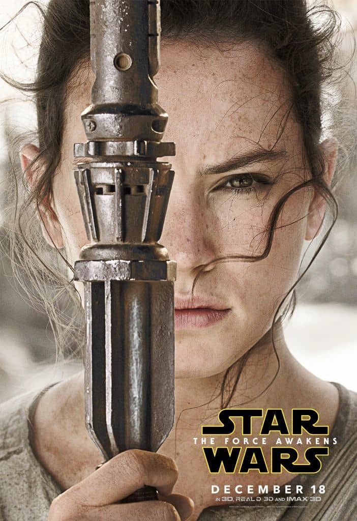 Disney Movie Rewards Offering Character Posters From Star Wars: The Force Awakens!