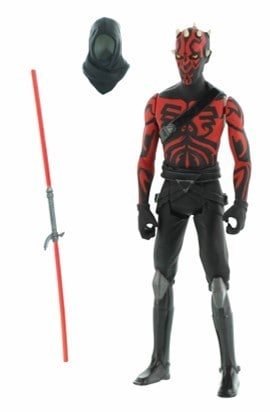 New Look At Star Wars Rebels Darth Maul From New York Toy Fair!
