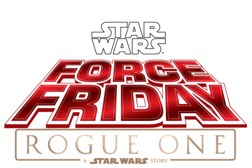 Rogue One: A Star Wars Story Is Getting A Force Friday In September 2016!