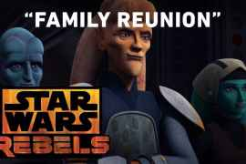 Star Wars: The Clone Wars' Cham Syndulla returns in Star Wars Rebels clip!