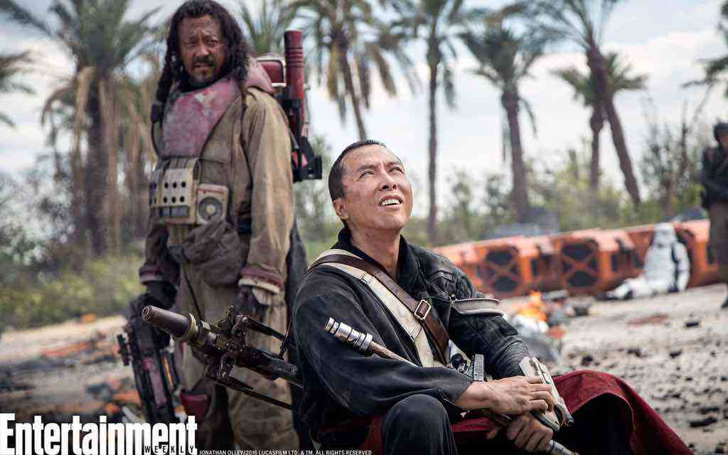 Rogue One: A Star Wars Story large-scale images from Entertainment Weekly