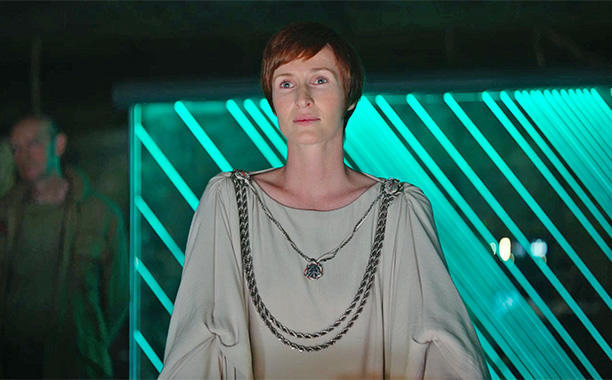 Mon Mothma to have a significant role in Rogue One: A Star Wars Story