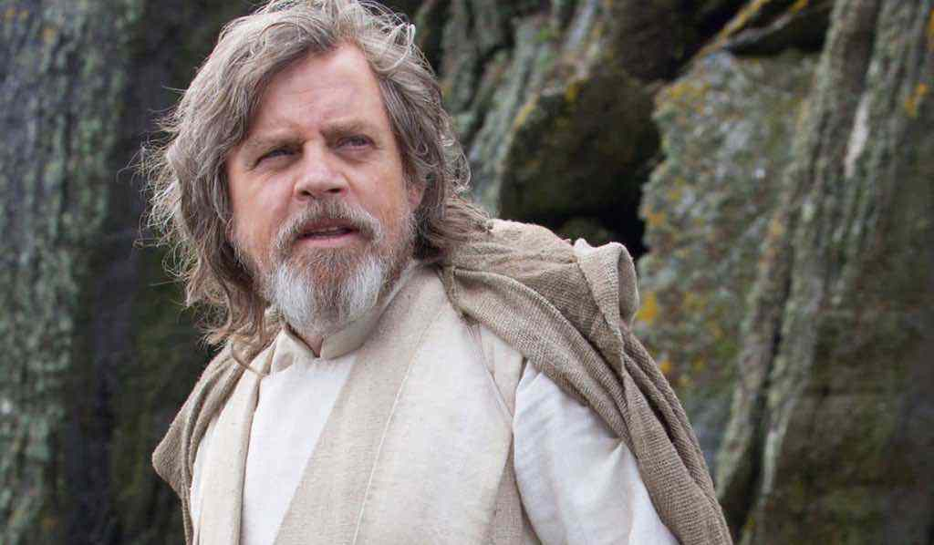 Mark Hamill confirms he will be in Star Wars: Episode IX