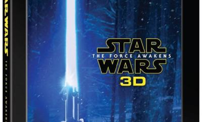 Star Wars- The Force Awakens 3D