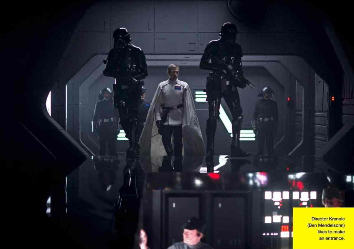 New Rogue One: A Star Wars Story images surface