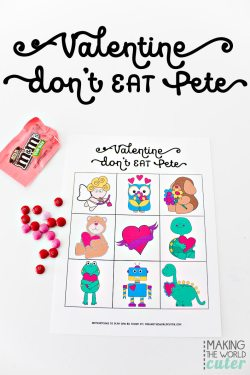 Jolly Adults Free Valentine Printables Eat Pete Cards Classroom Free Valentine Printables Eat Pete Free Valentine Printables Fish Free Valentine Printables