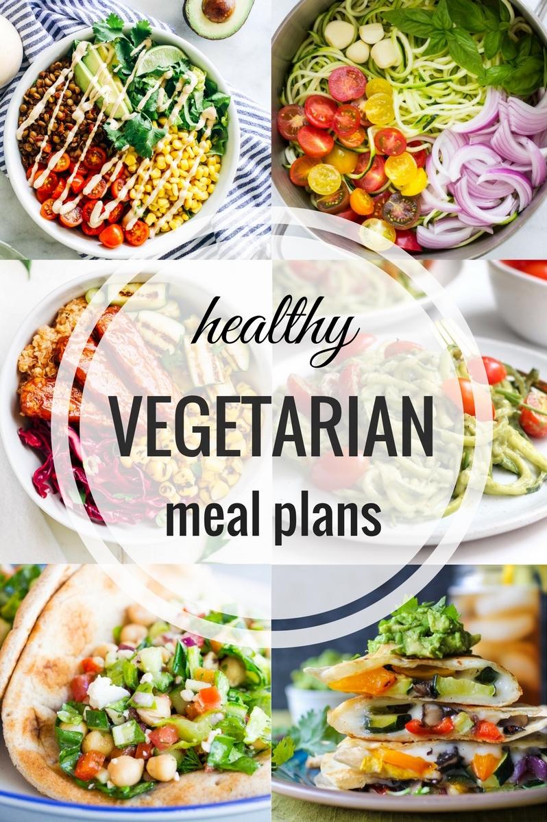 week meal plans