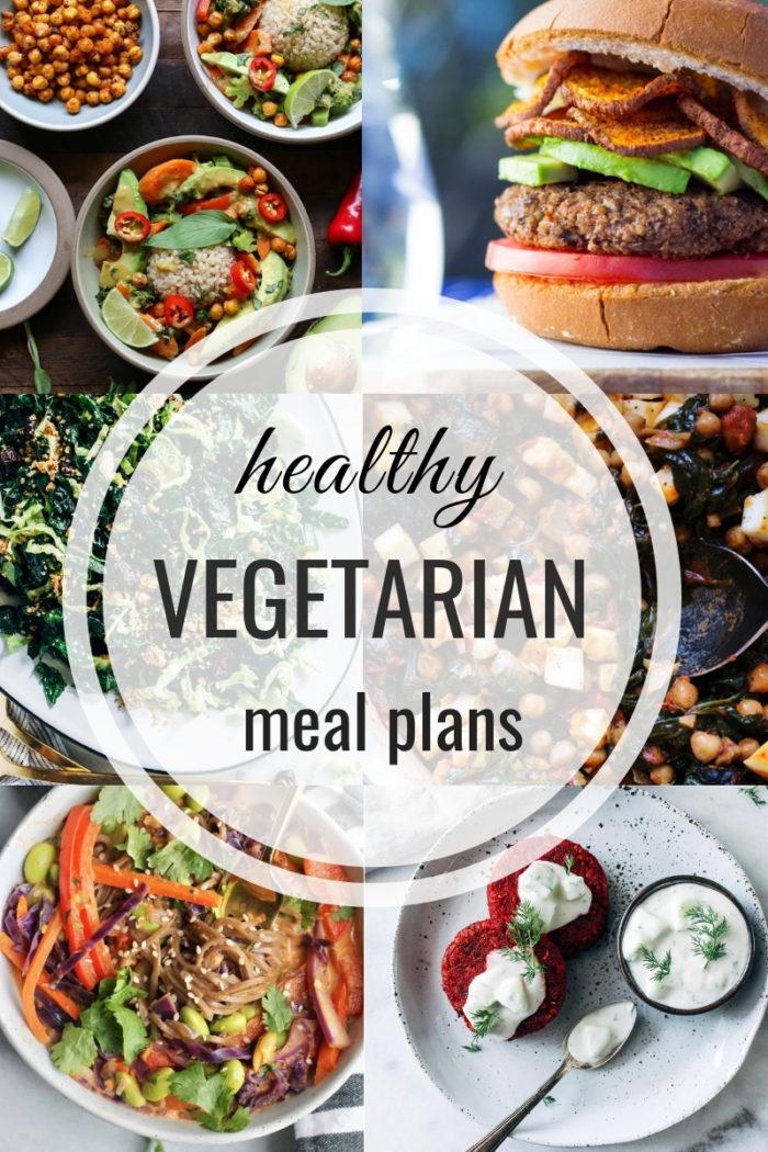Healthy Vegetarian Meal Plan Week of 2-23-19 - Hummusapien
