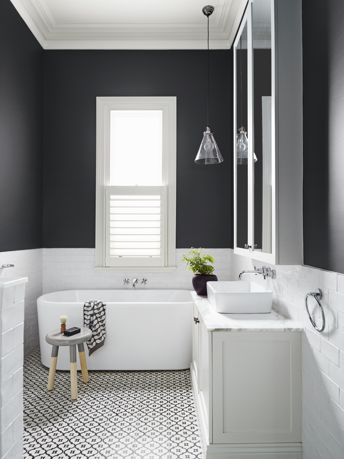 Black Bathrooms How To Successfuly Pull This Off Making Your Home Beautiful