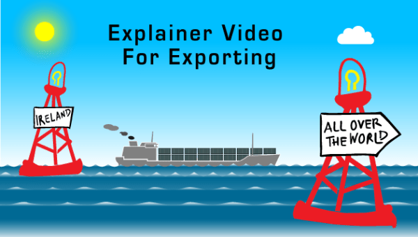 Exporting with Explainer video