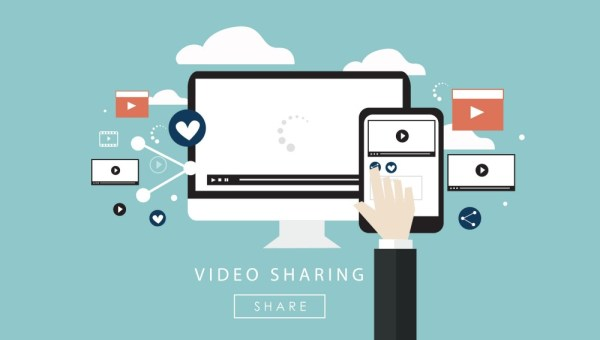 Sharing is caring! Use the internet to share your business video to maximise reach