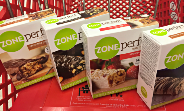 zone perfect target shopping experience