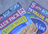 Collect Box Tops™ for Education header