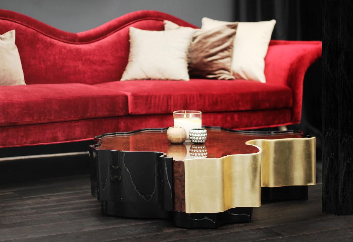Horizon Center Table By Malabar Artistic Furniture