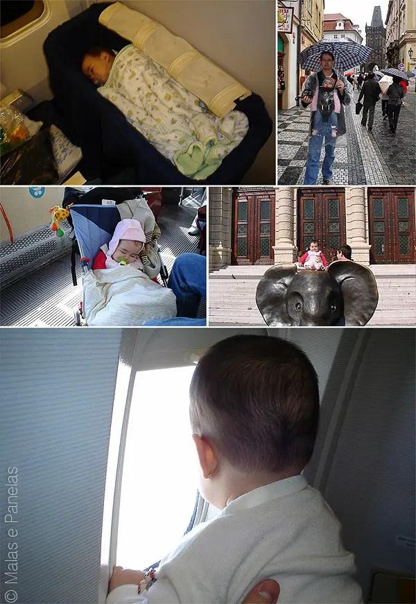 1a viagem em família