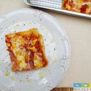 massa de couve flor para pizza