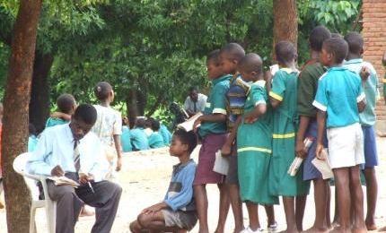Malawi teachers