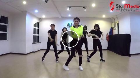 Q-Genz 巧千金 Miko Oh - Burn Break Crash (Dance Cover) (Official Video)
