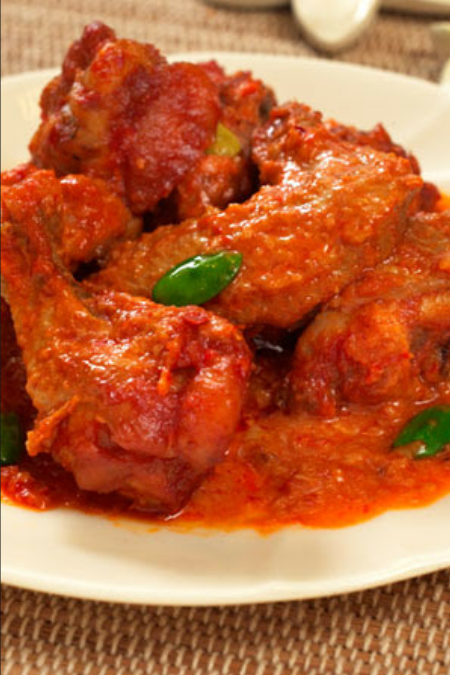 Background Masak Red Chicken Ayam Masak Merah Malaysian Food Diary
