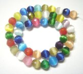 Free-Shipping-10pcs-lot-Loose-font-b-Opal-b-font-Beads-Multicolor-For-DIY-craft-Jewelry