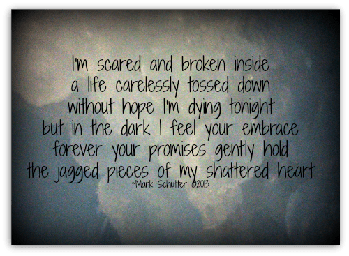 Free Wallpaper Quotes And Sayings Shattered Heart Maleko S Art