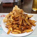 Fries Dressing and Gravy