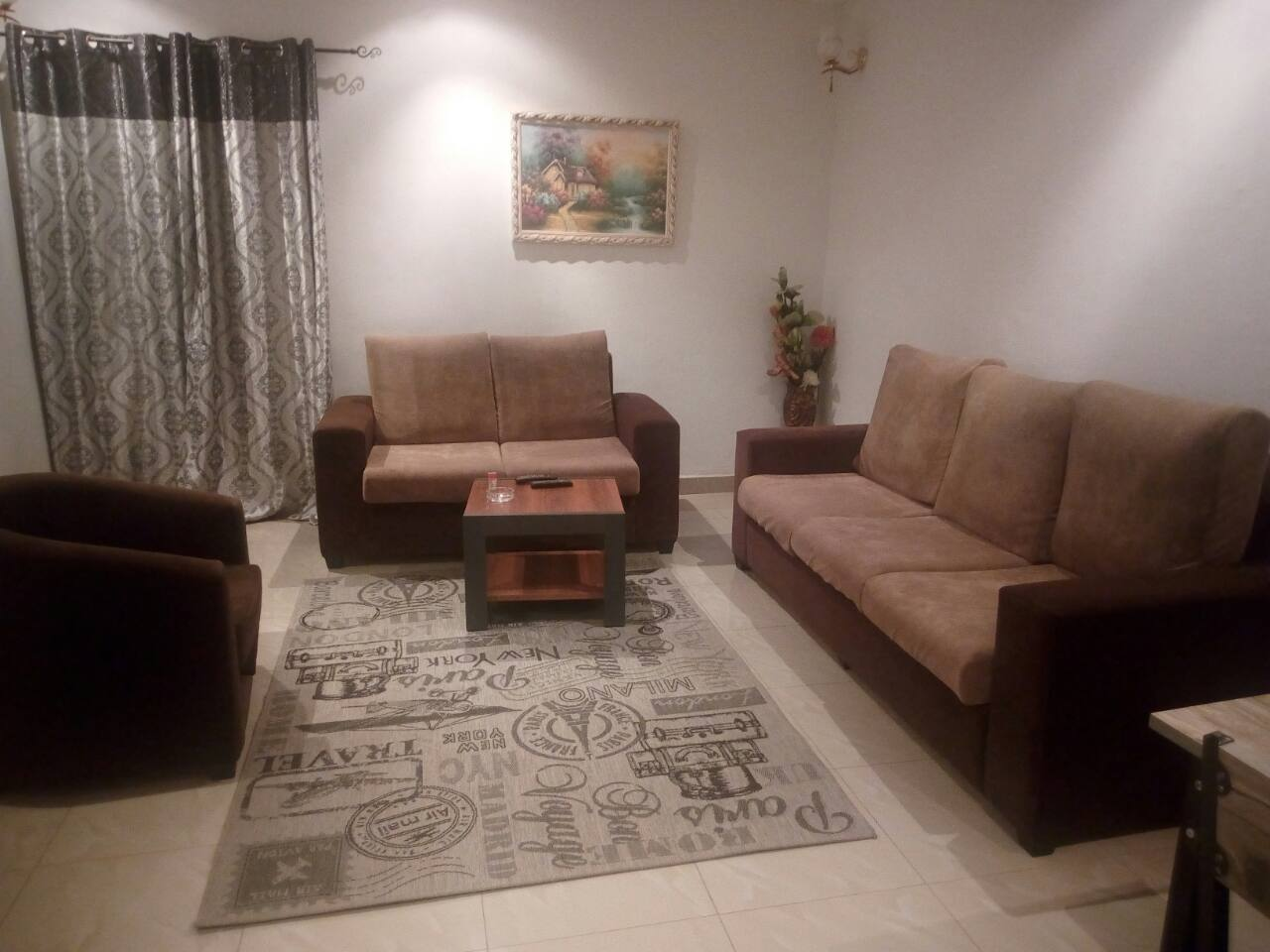 Meuble De Salon Bamako Location Appartements Meublés Sebenikoro Sebenicoro Tdi401 À