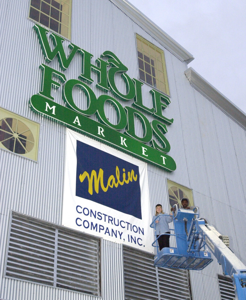 Renover Malin Whole Foods Arabella Malin Construction