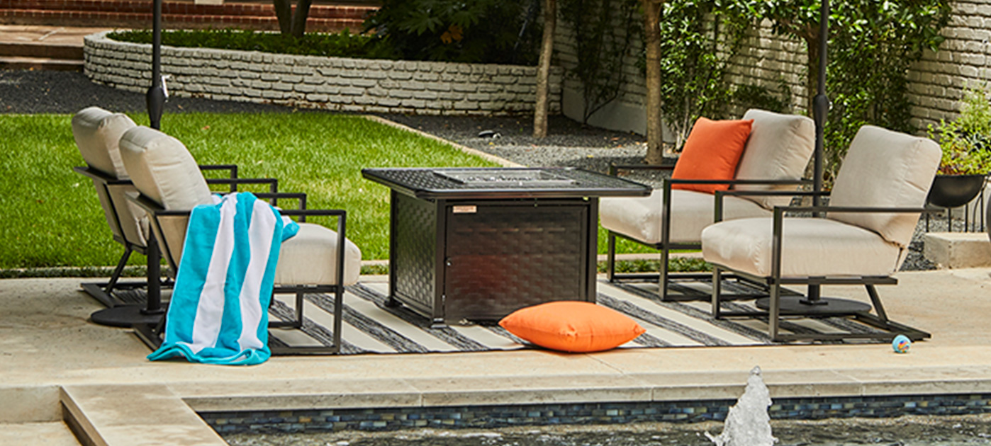 Mallin Casual Furniture Outdoor Furniture For Rooms Without Walls