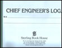 Chief Engineer's Log Book