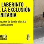 Amnistía Internacional entregará más de 61.000 firmas a Bauzá por el derecho a la salud