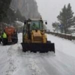 Martes con fuertes vientos y nieve a partir de 500 m. en Baleares