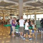 Palma, el aeropuerto de Baleares que más movimiento registrará en Semana Santa