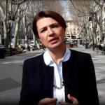 Marga Durán: «Los ciudadanos encontrarán en mi programa compromisos realizables, no promesas ni humo»