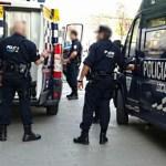Nueve policías locales detenidos por extorsión a bares de copas