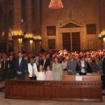 Los reyes presiden el Domingo de Resurrección en Palma