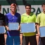 Jaume Munar y Álvaro López San Martín, campeones del dobles de Roland Garros Junior