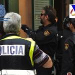 La policía Nacional desmantela un grupo criminal dedicado a la venta de droga de síntesis en Mallorca
