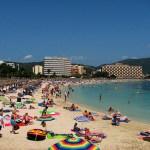 Baleares es el destino favorito de los europeos para este verano
