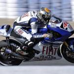 Lorenzo acaba tercero en el doblete de Ducati