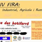 Arranca la XXIV Fira Industrial, Agrícola y Ganadera de Sant Joan