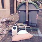 Dejar residuos peligrosos en la calle costará hasta 3.000 euros en Palma