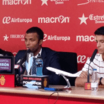 El Mallorca presenta a Salomao y Lago Junior y renueva a Brandon