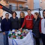El Ayuntamiento de Son Servera recoge 1.500 kilos de alimentos 'solidarios'