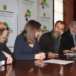 """Barceló considera un """"reto"""" la aprobación de la """"ecotasa balear"""""""