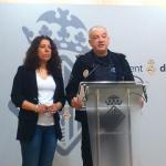 Detenido un Policía Local por amenazar a un testigo