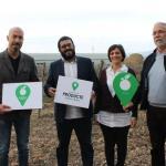 Las explotaciones agrarias podrán etiquetar sus productos de venta directa con un nuevo logotipo