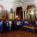 El Parlament aprueba con un amplio consenso la Ley de derechos LGTBI