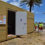 El Consorcio de Turismo de Son Servera y San Llorenç inauguran una biblioteca en la Playa de Cala Millor